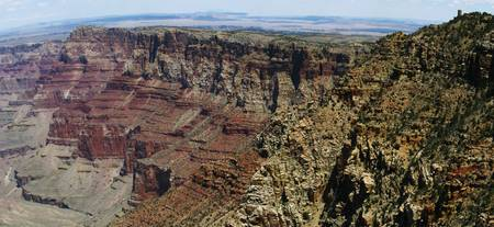 Watch Tower and Grand Canyon