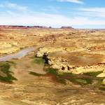 """Colorado River - Utah II"" by MarksClickArt"