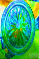 Bottom of Green Glass Sugar Bowl 1 JudyMarisa