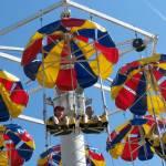 """parachute ride"" by imagineit"