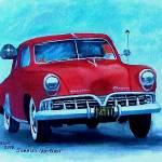 """Classic Car,52 Studebaker"" by Texaslady"