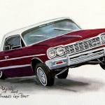 """""""Classic Car,Lowrider"""" by Texaslady"""