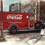"""London England Coke-Cola truck"" by Texaslady"
