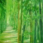 """Bamboo paths"" by zhenlian"