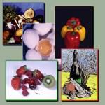 """""""Assortments of Vegetables"""" by EnjoyART"""