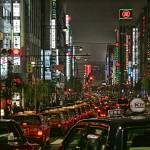 """""""Tokyo Taxis"""" by sparrowhawk"""