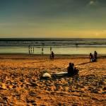 """The Beach"" by wildmilne"
