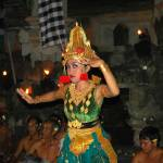 """Ubud Legong Dancer"" by wildmilne"