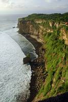 The Cliffs of Uluwatu