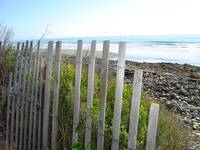 Broken Fence in Goleta