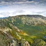 """""""Hamlin Peak, Baxter State Park, Maine"""" by BrendanReals"""