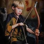 """""""Elvish Archer"""" by LydiaDavis"""
