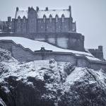 """Edinburgh Castle February 2009"" by imagesbycadac"