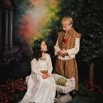 """A Rose for My Princess"" by LydiaDavis"