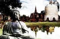 Buddha's Pond of enlightenment