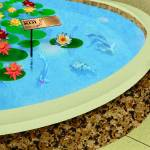 """Koi Pond"" by widdart"