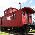 """Old Red Caboose"" by dlstein"
