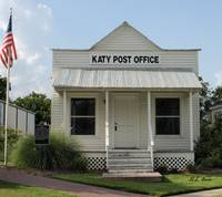 Old Katy Post Office