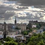 """Edinburgh Castle HDR"" by imagesbycadac"