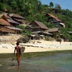 """""""Balinese Surfer"""" by dennisflood"""