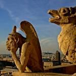 """Gargoyles of Notre Dame"" by bcgphoto"