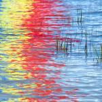 """""""reflected color"""" by SusanPszenitzki"""