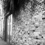 """New Orleans Brick Wall"" by KerryFletcher"