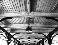 New Orleans French Market Ceiling