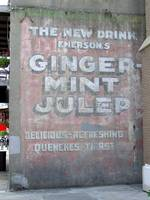 New Orleans Ginger Mint Julep