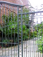 New Orleans Gated Entry