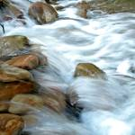 """Rushing Water"" by bcgphoto"