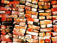 Red Bricks Stacked, v.2