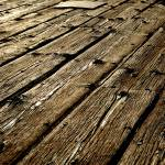 """Sta. Monica Pier Wooden Floor"" by baguiobizz"