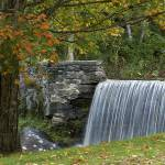 """""""Autumn Waterfall"""" by SSamuelson"""