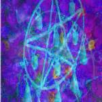 """""""Blue Pentacle Royale"""" by JudyMarisa"""