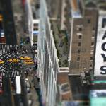 """Empire State tilt-shift"" by JohnWardell"