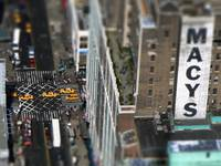 Empire State tilt-shift