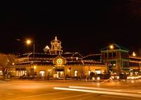 Christmas Lights at Country Club Plaza