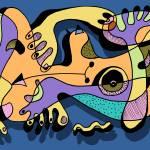 """""""BLUE NUDE #1"""" by GeoffGreene"""