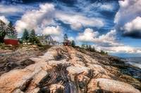 Pemaquid Light--Close