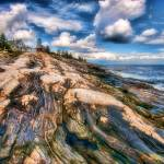 """Pemaquid Light--Wide"" by DigiPix"