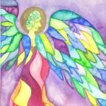 """Guardian Angel 1"" by Christia"