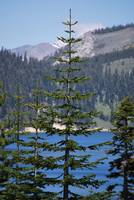 First Glimpse of Marlette Lake