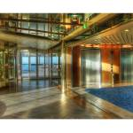 """Elevator Lobby,  Splendour of the Seas"" by DonTremain"