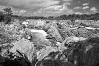 Great Falls Black & White
