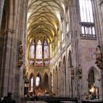 """St. Vitus cathedral"" by gudenius"
