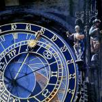 """Prague Astronomical Clock"" by gudenius"