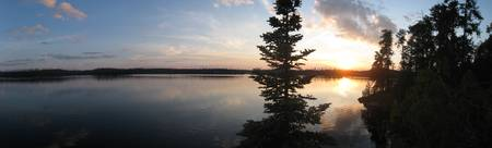 Boundary Waters Panoramic