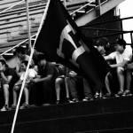 """B&W Flag"" by BrandenAndersen"