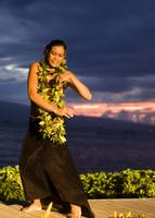 Sunset Hula